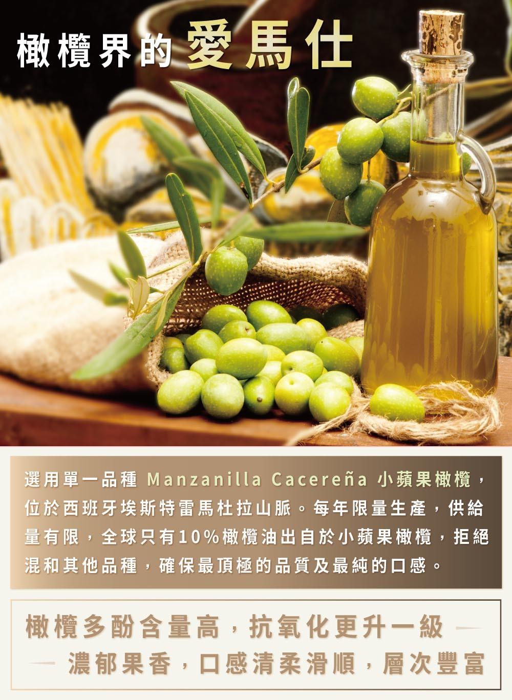 橄欖界的愛馬仕:小蘋果橄欖